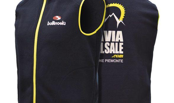 Il pacco gara della traversata Limone-Sanremo è pronto!