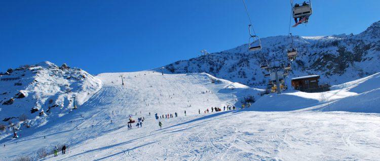 A Limone Piemonte le piste della Riserva Bianca aperte da domani e per tutto il weekend