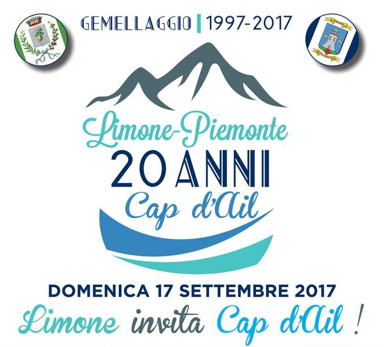 1997-2017: vent'anni di amicizia per Limone e Cap d'Ail