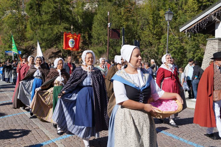 Musica, danze e folklore per i primi 20 anni di gemellaggio tra Limone e Cap d'Ail