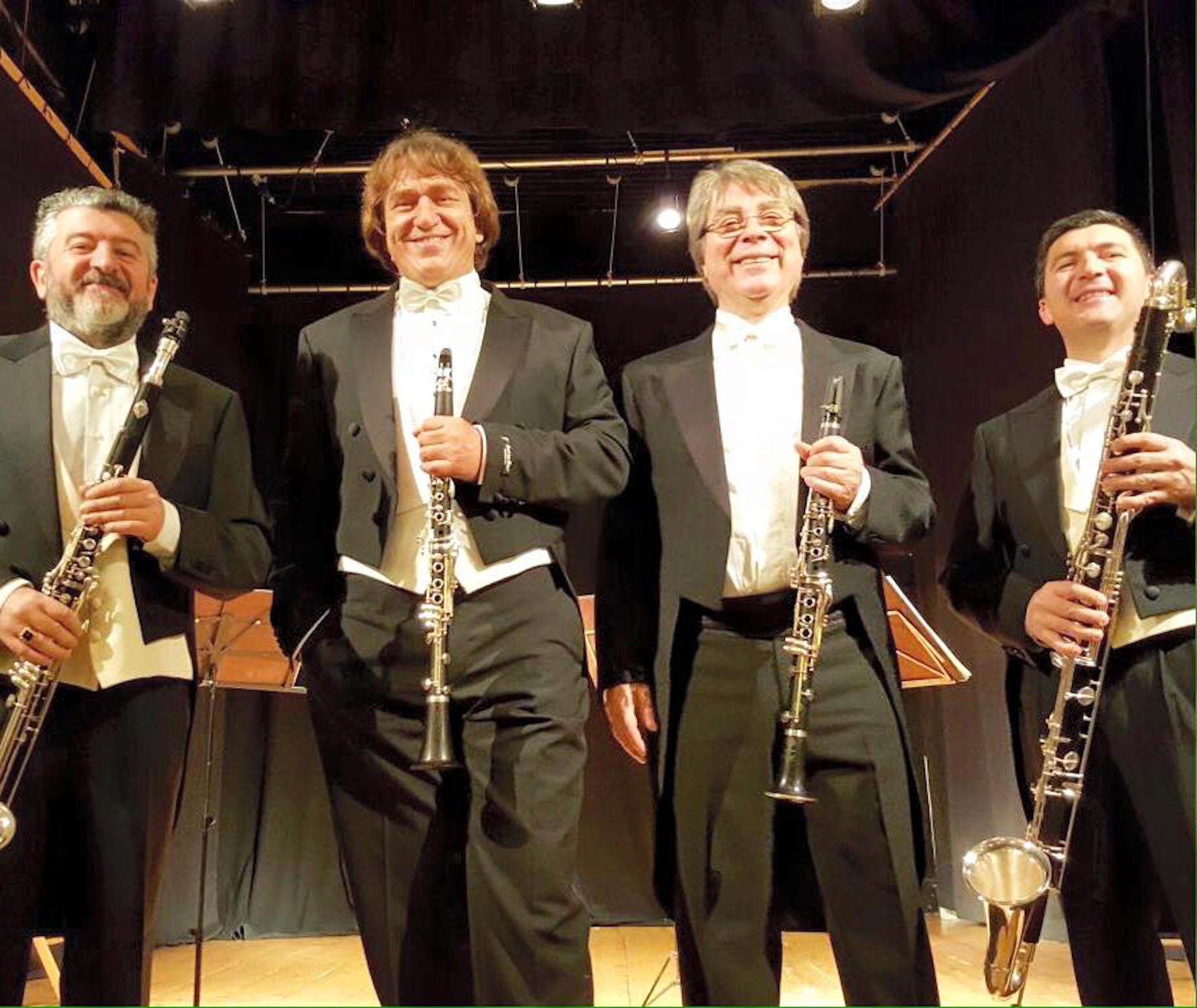 Quartetto Italiano di Clarinetti