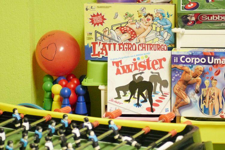 Ludoteca, il nuovo spazio bambini a Limone Piemonte