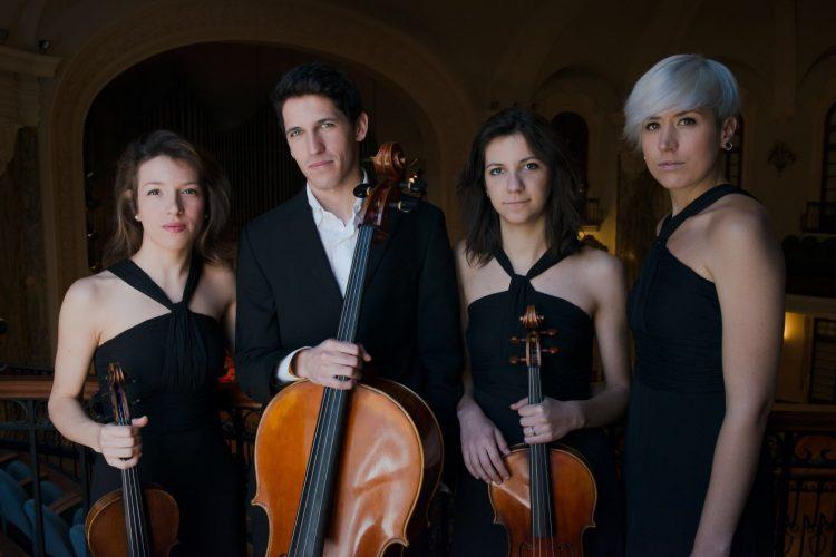 Sabato 24 febbraio il Quartetto Echos si esibisce al Teatro alla Confraternita