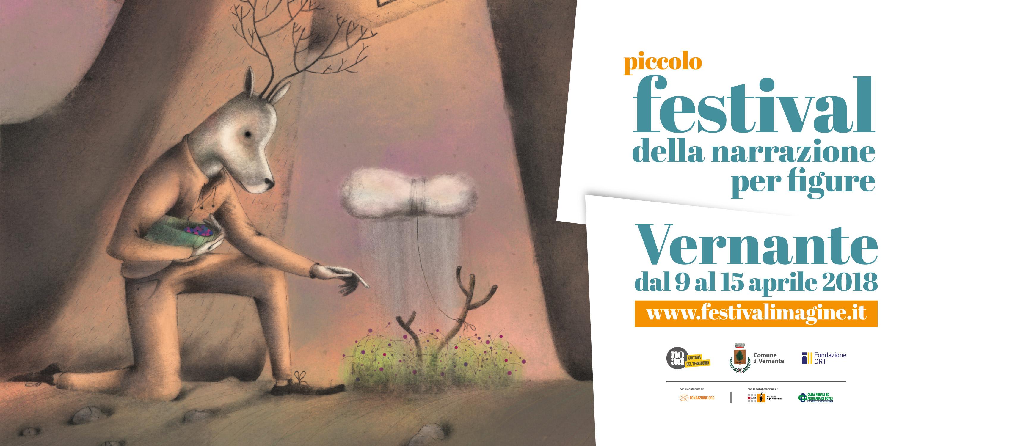 Imaginé, il piccolo festival di Vernante dedicato al mondo dell'illustrazione