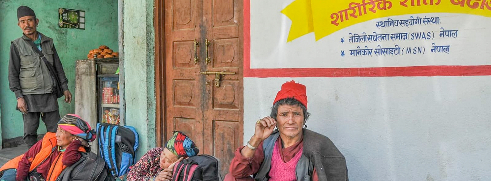 filmato nepal banner