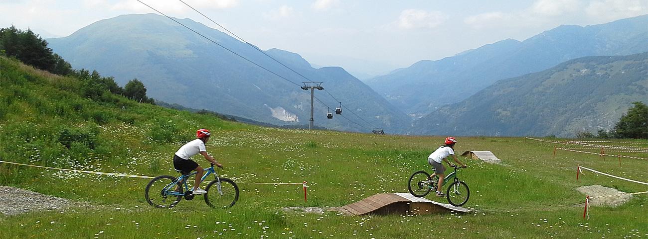 mini bike park