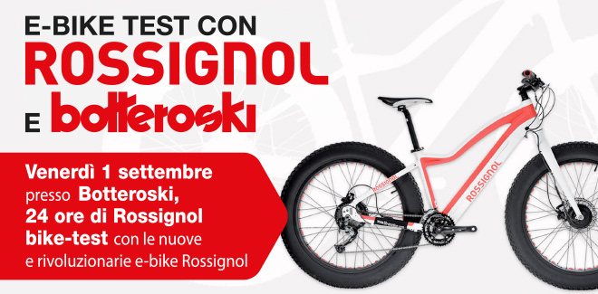 NO STOP ROSSIGNOL BIKE-TEST & PARTY