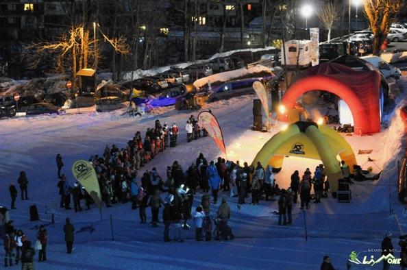 Sabato 17 febbraio al maneggio Zenzero e Limone musica e animazione sulla neve per i bambini